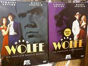 A&E DVD NERO WOLFE SEASON 1 & 2 - Season 2 is Missing Volume 3